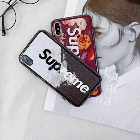シュプリーム アイフォンxs maxケース 花柄