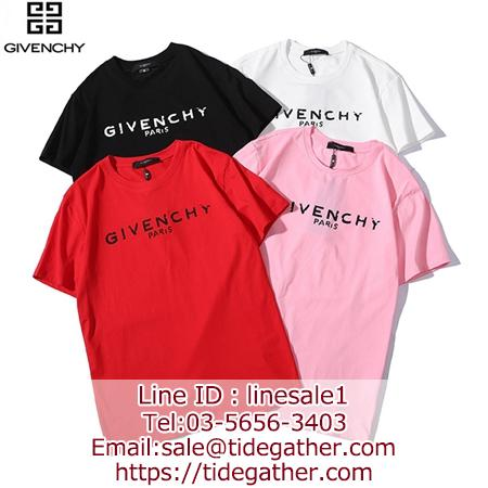 Givenchy ロゴプリントTシャツ