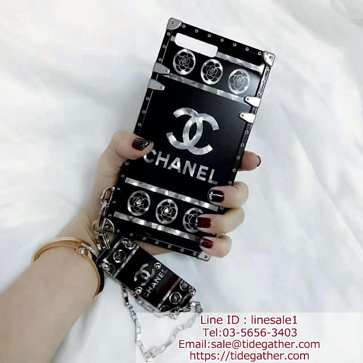Chanel iphone12pro maxケース