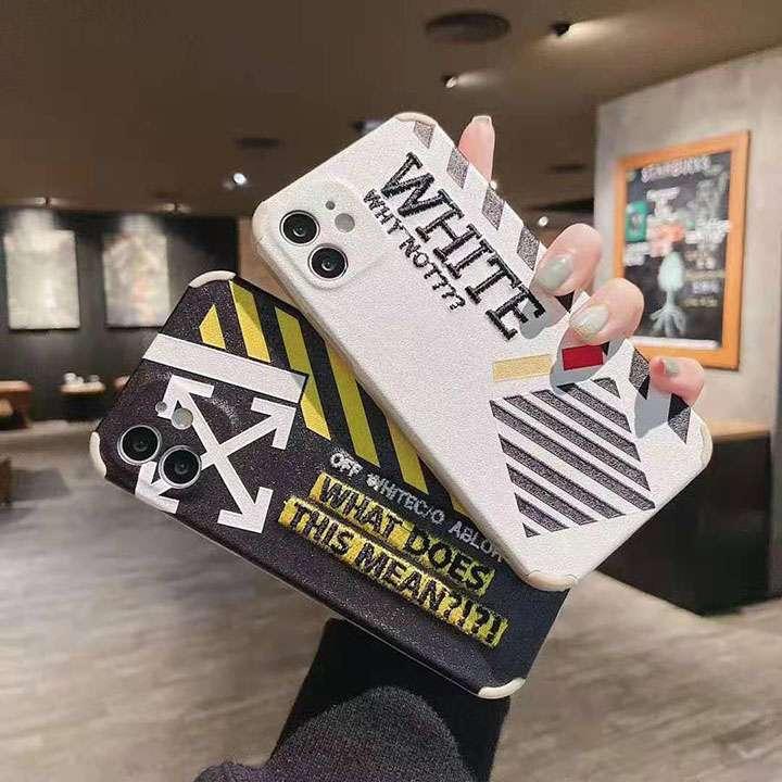 オフホワイト iphone12携帯ケース 偽物