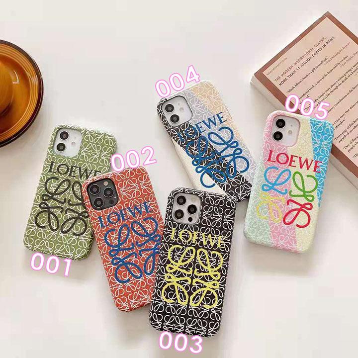 LOEWE ブランド iphone12ケース