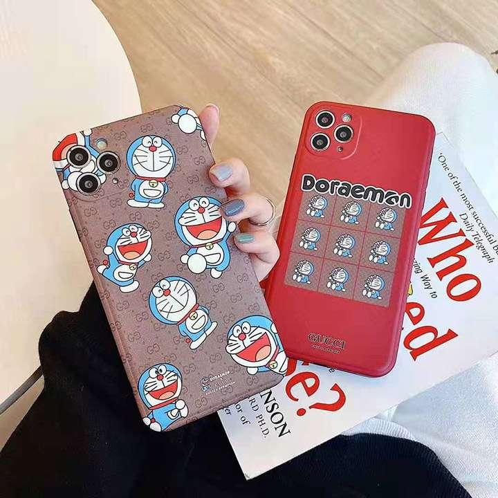 GGアイフォン 12スマホケースドラエモン